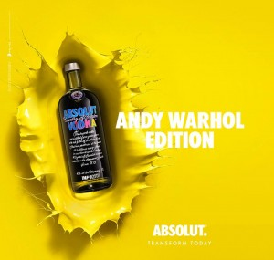 #AbsolutWarhol